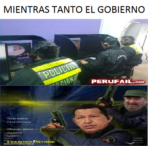 gobierno de venezuela - meme