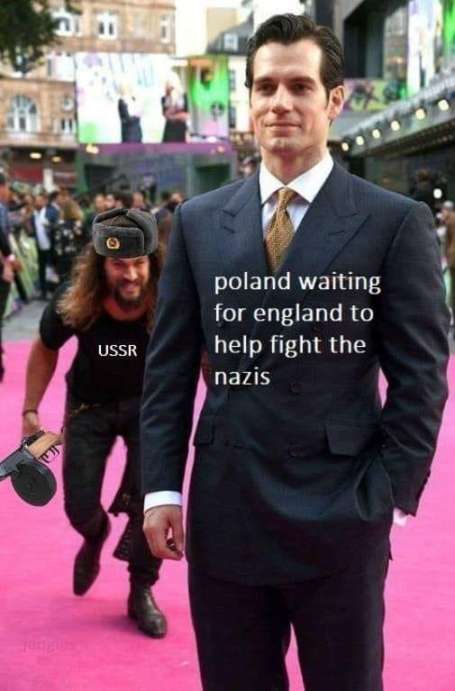 POLENFELDZUG! - meme