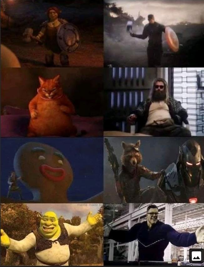 Liga da Justiça = Toy Story - meme