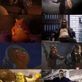 Liga da Justiça = Toy Story