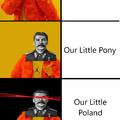 Stalin aproves