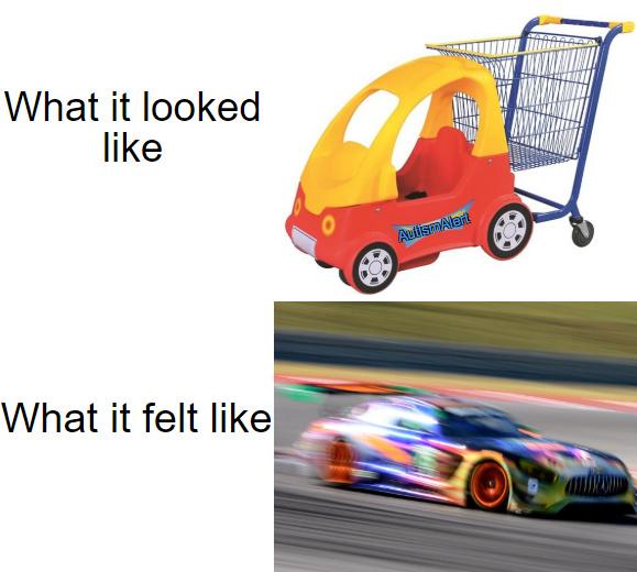 Kiddie Carts - meme