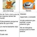 Jerry khe berga vs Marselo