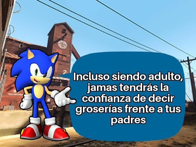 Sonic dice #2 - meme