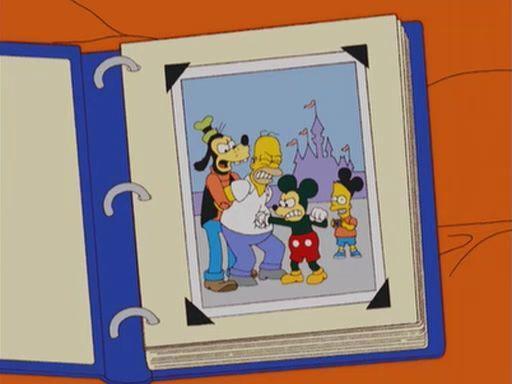 Is Matt Groening an oracle or something - meme