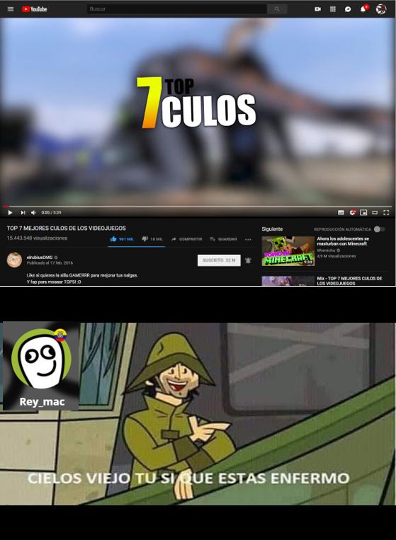 CULOS!!!! - meme