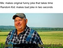 Bad Joke - meme