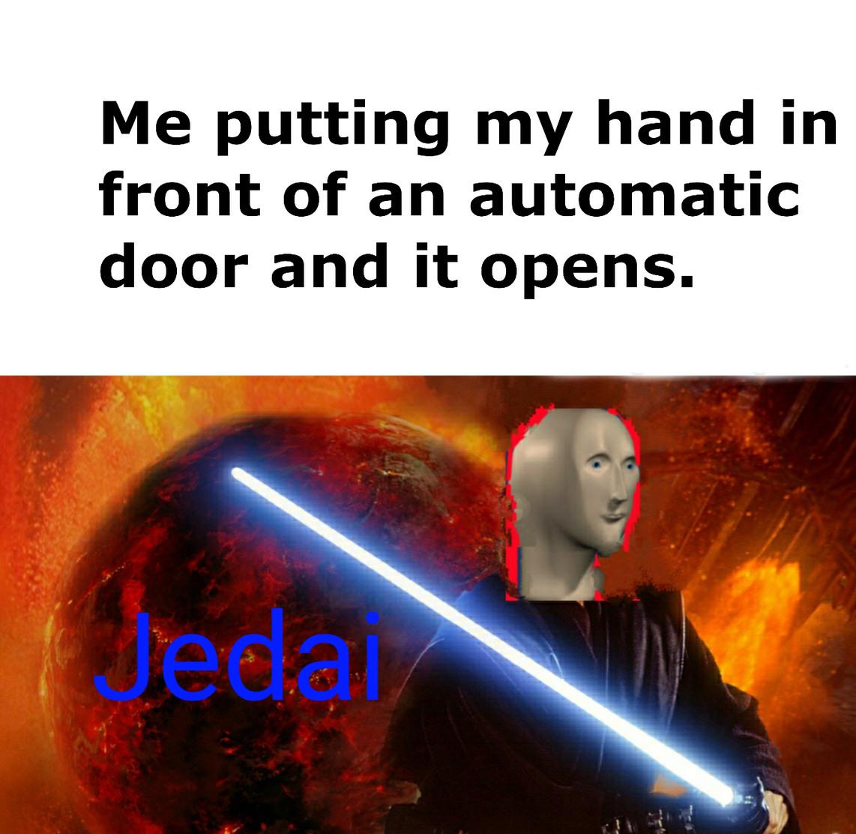 Jedai - meme