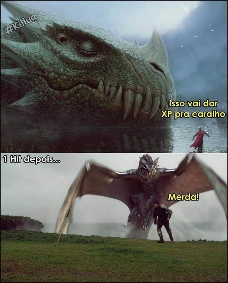 Lembranças - meme