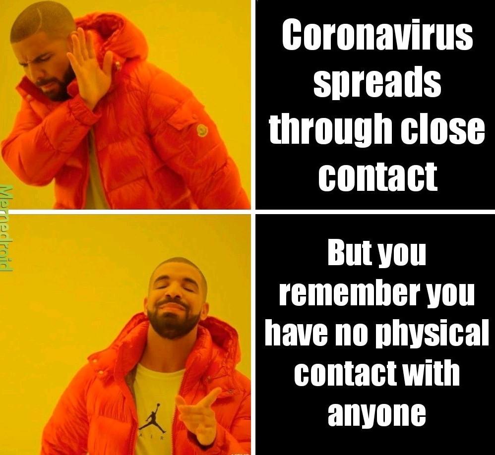 Immunity - meme