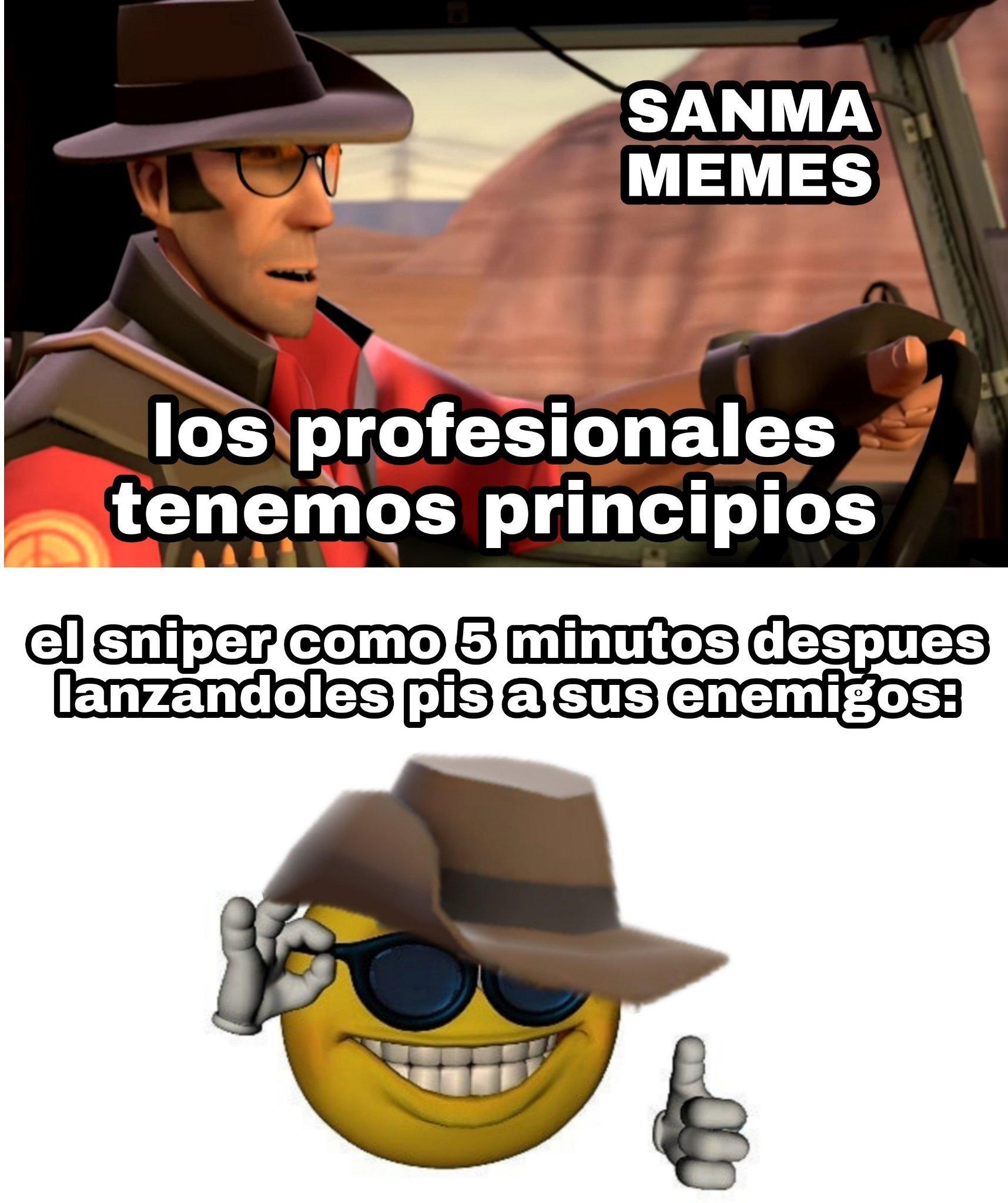 Buena esa sniper - meme