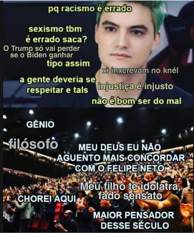 Felipe Nelson - meme