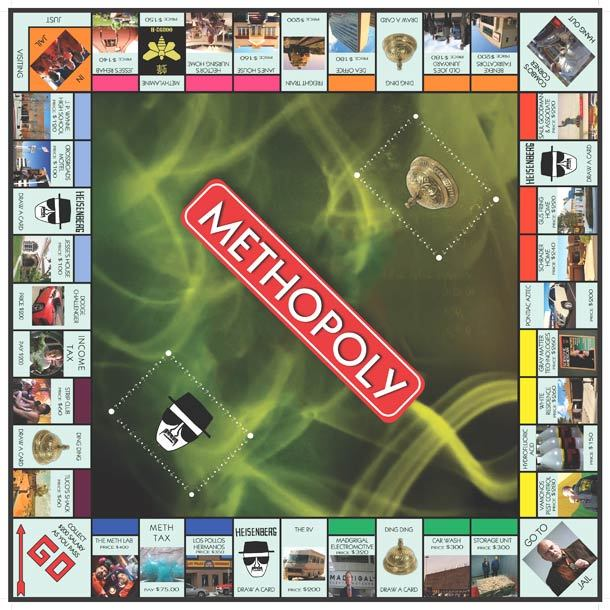 methopoly - meme