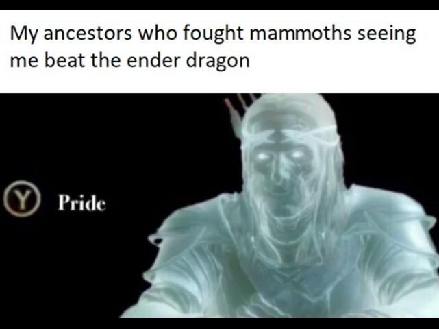 The meme returns