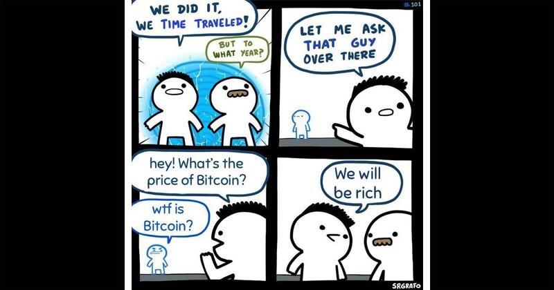 We will be rich - meme