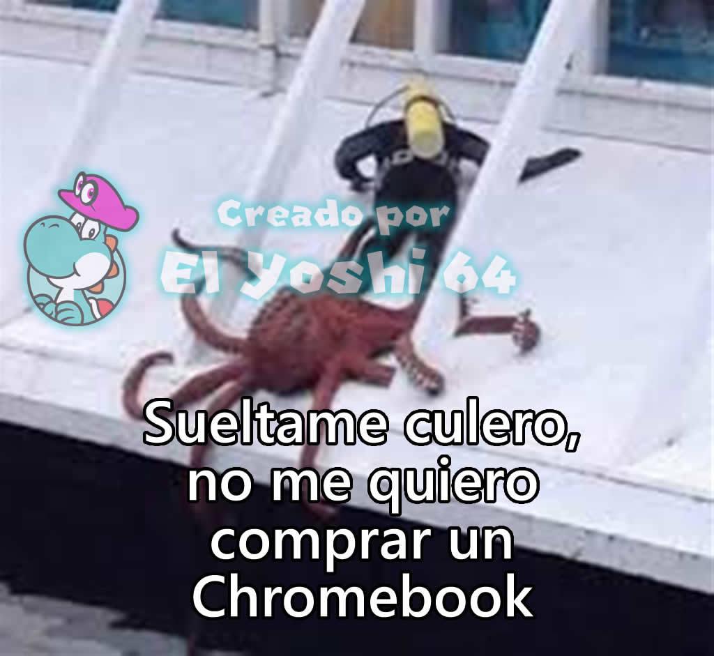 Yo tengo Windows - meme