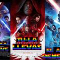 La trilogia resumida