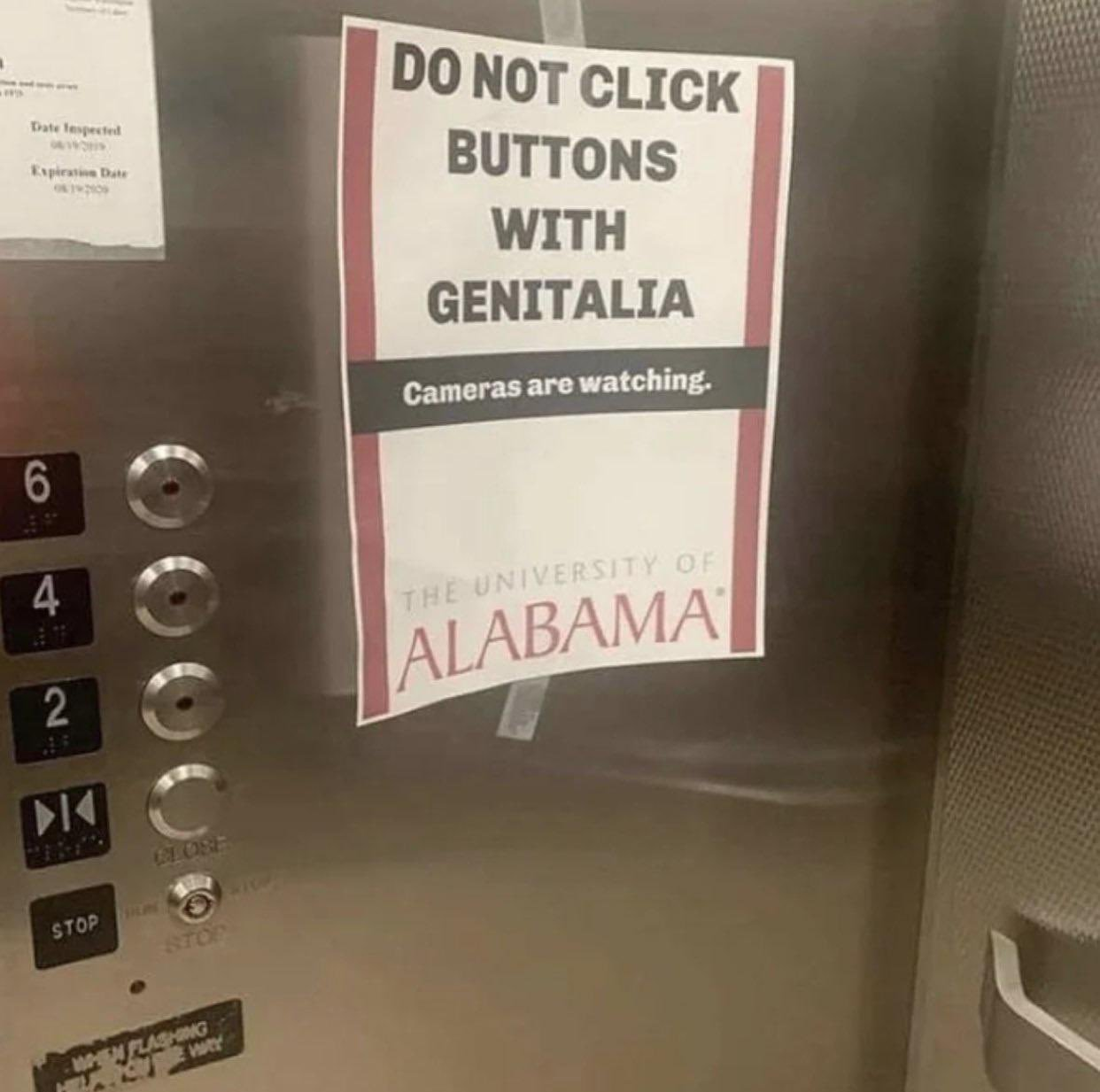 Smh.  Alabamians - meme