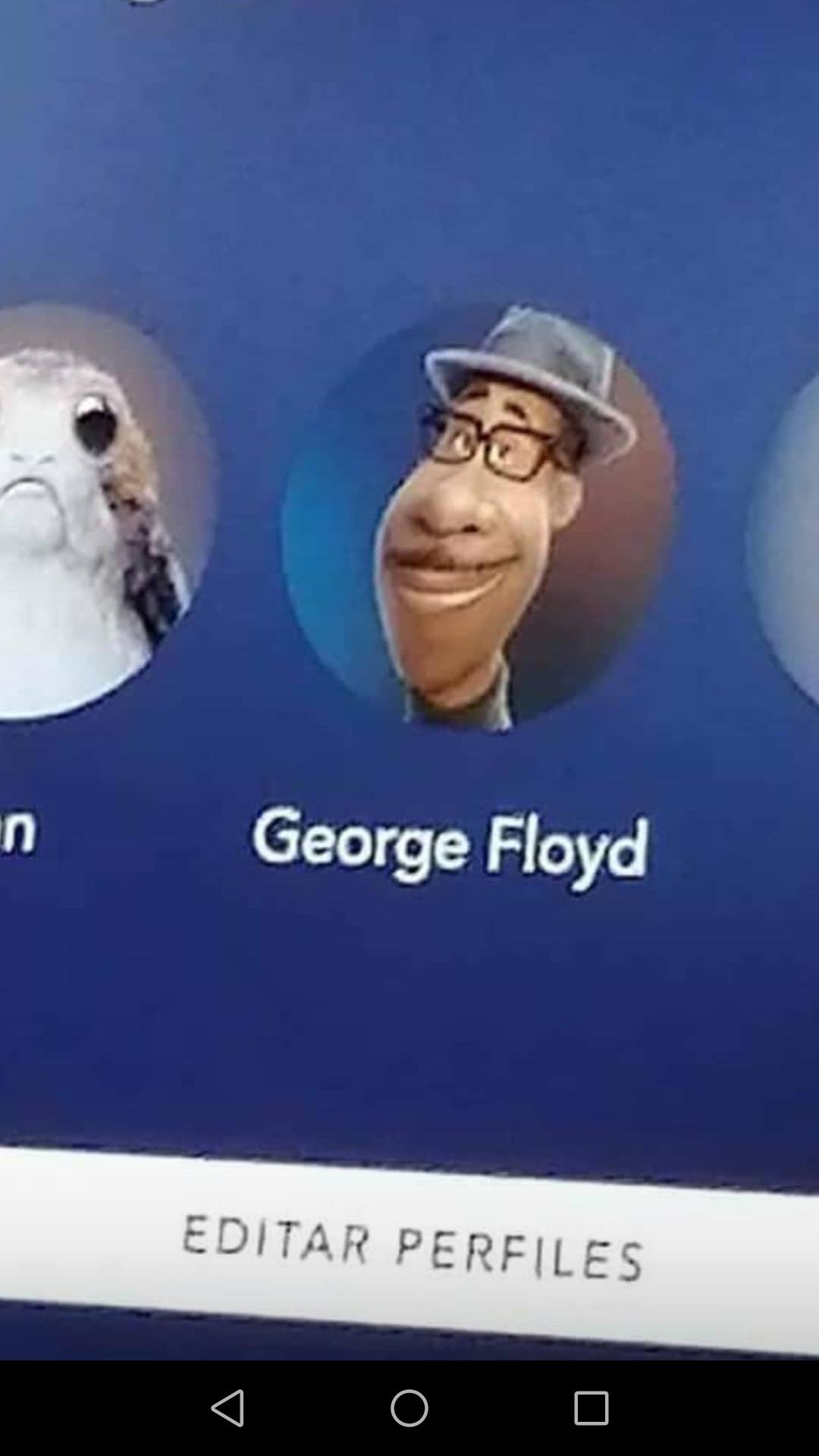 George Floyd - meme