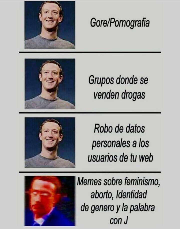 Mark Zuckerberg - meme