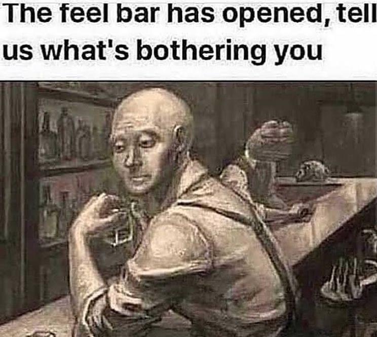 the big sad - meme