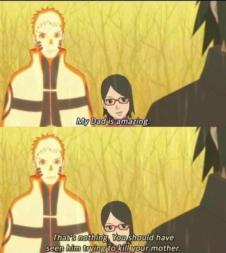Naruto sensei - meme