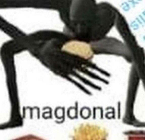 Magdonal - meme