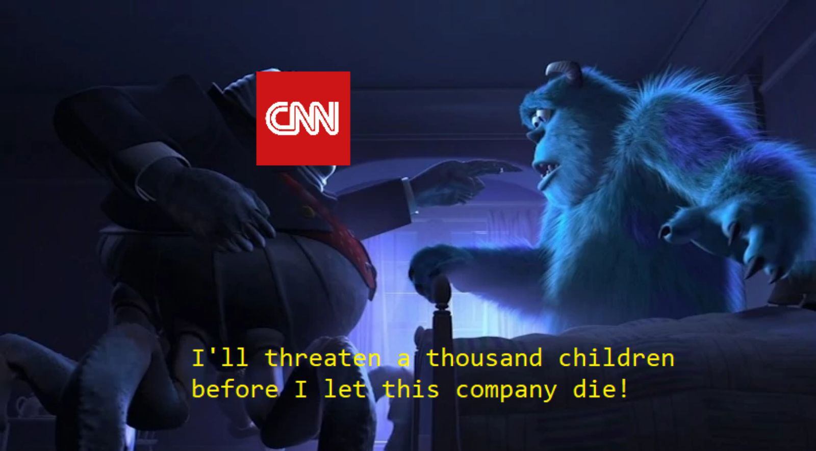 Clinton News Network - meme