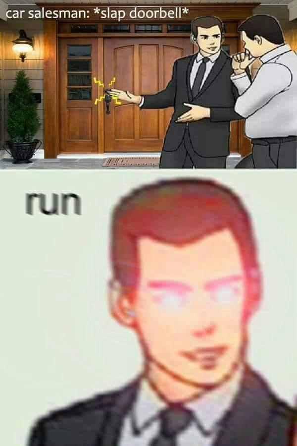 *Visible confusion* - meme