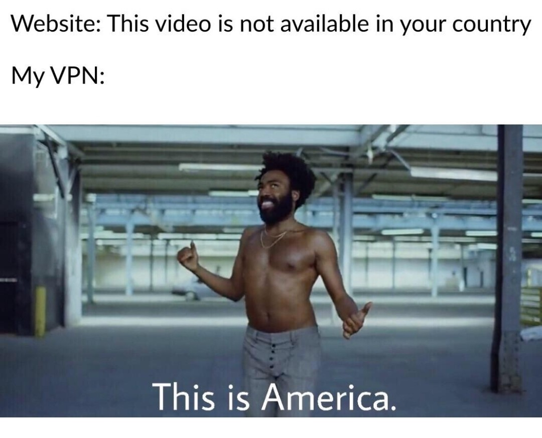 Which VPN do you use - meme
