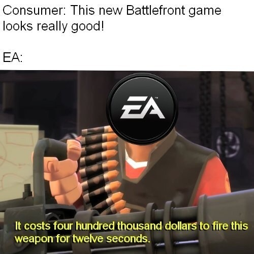 EA in a shellnut - meme