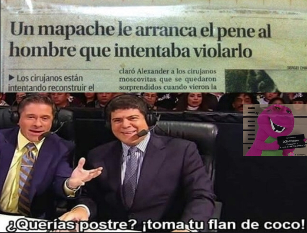 Mapache - meme