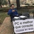 Pc e melhor que console