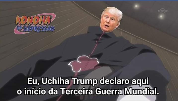 Uchira Trump - meme