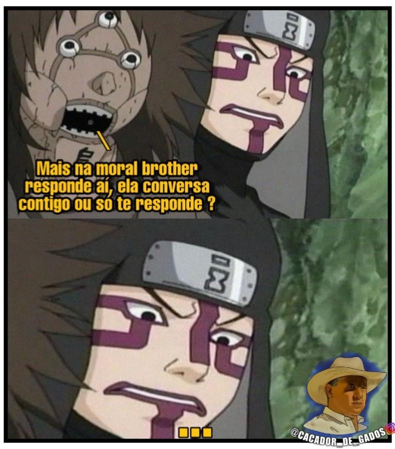 Cacador de Gados - meme