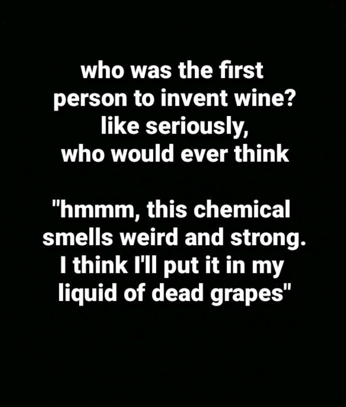 Wine - meme