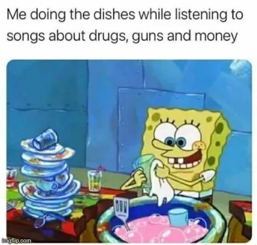 Gangsta paradise - meme