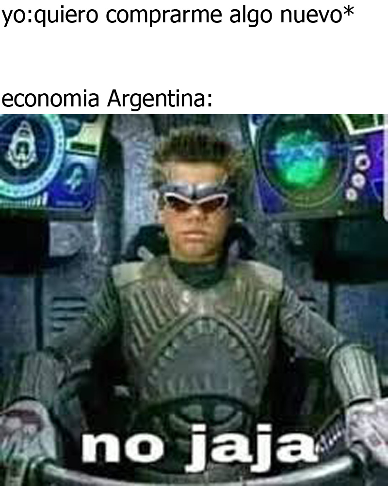 Odio Argentina :betterthan: - meme