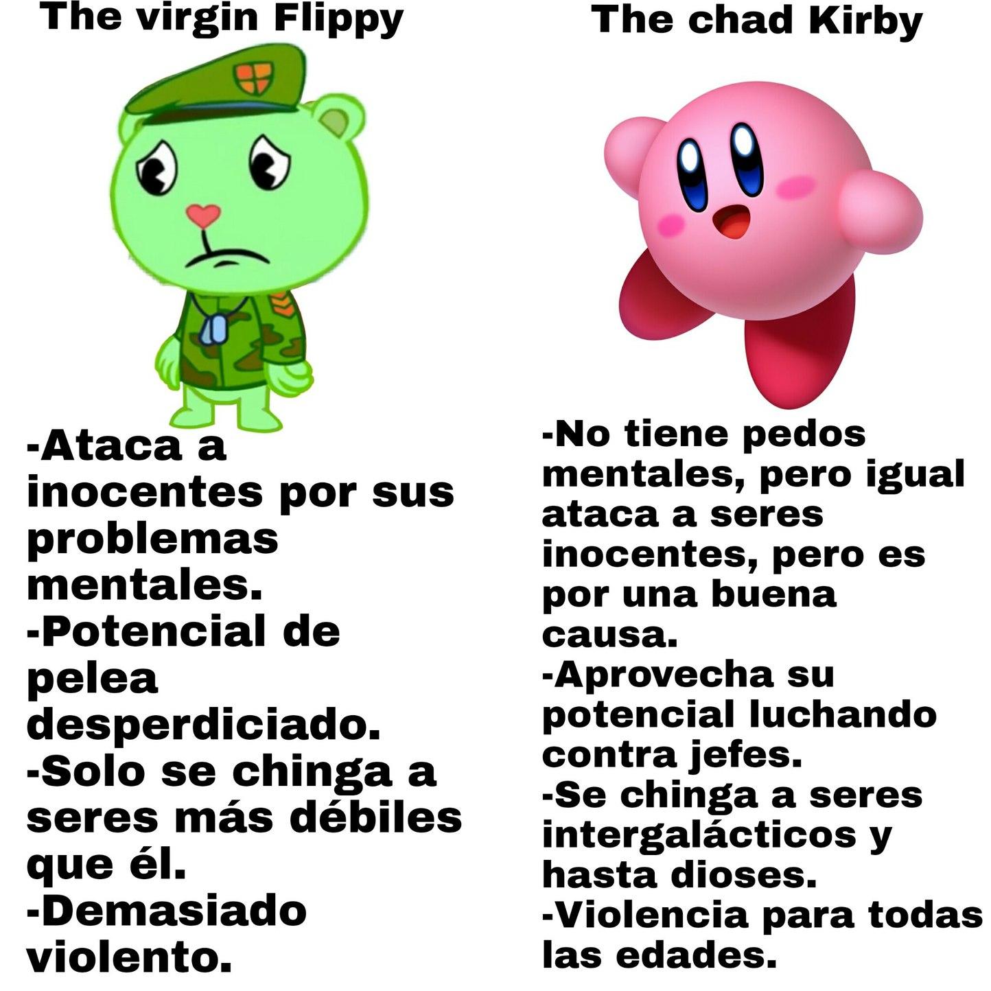Chupate esa Flippy - meme