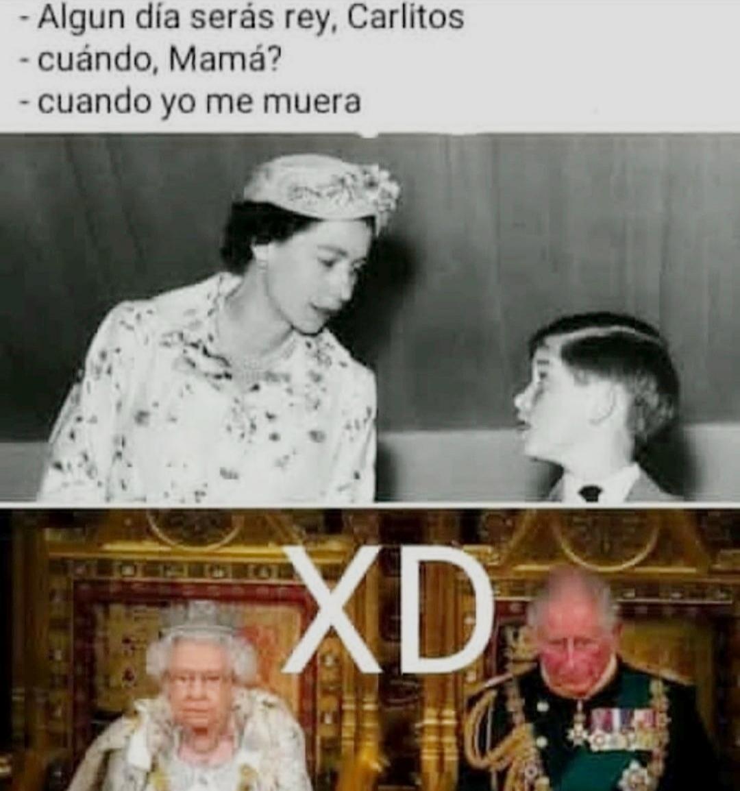 Es inmortal xdd - meme