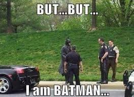 no im batman - meme