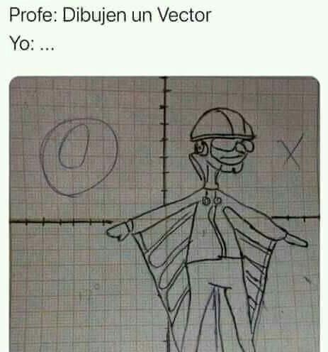 Vector xd - meme