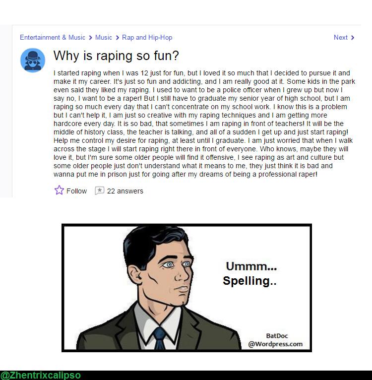 Spelling - meme