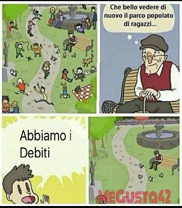 DEBITI cito Dogeon Flavio04 dominoc - meme