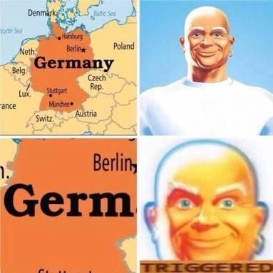 GERM - meme