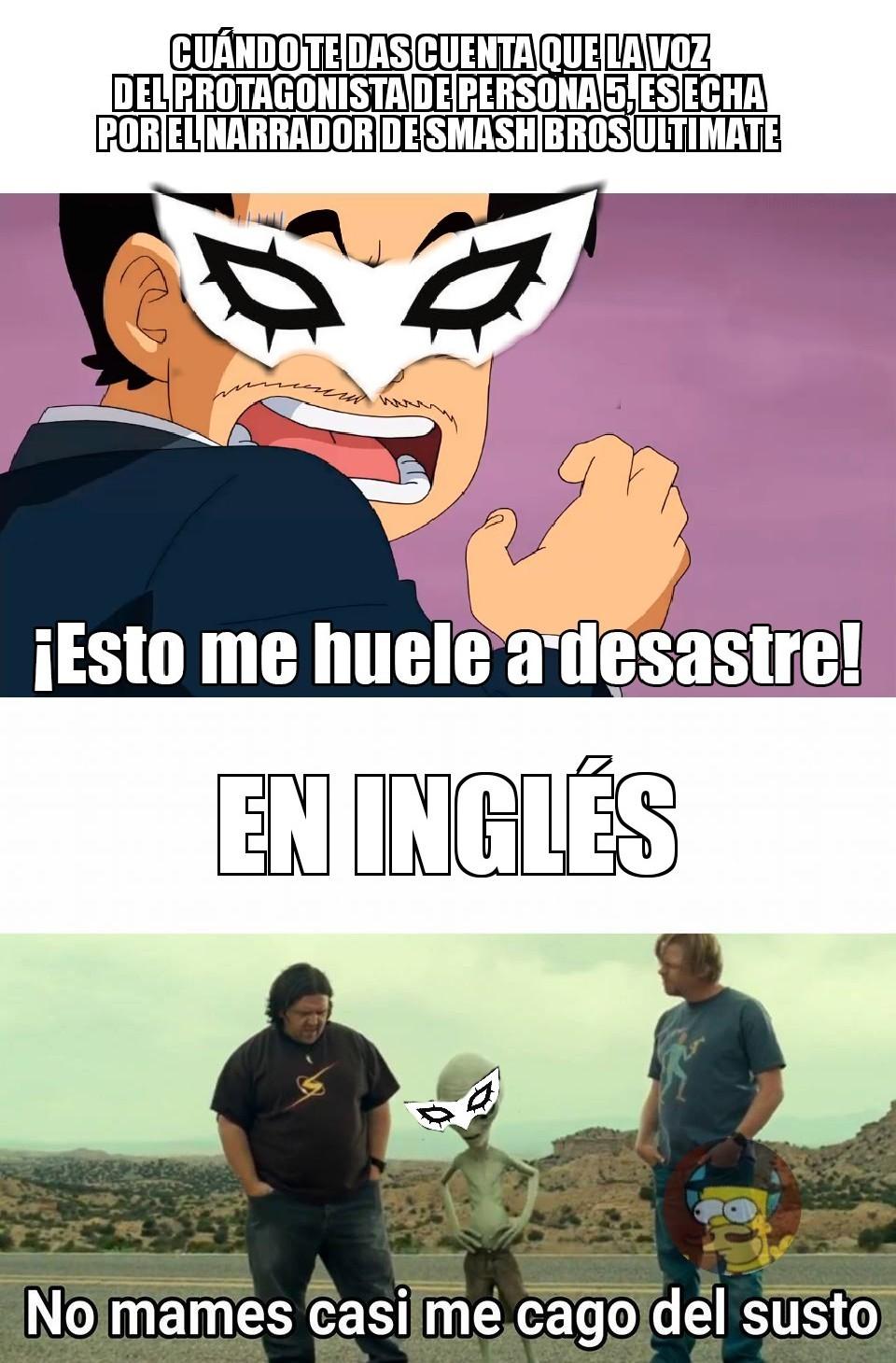 Persona! - meme