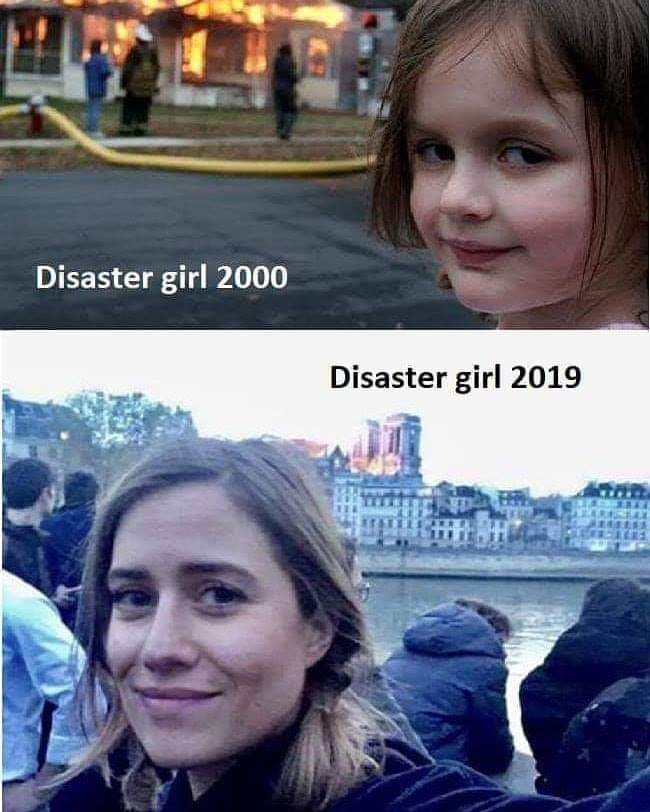 Rien ne change - meme