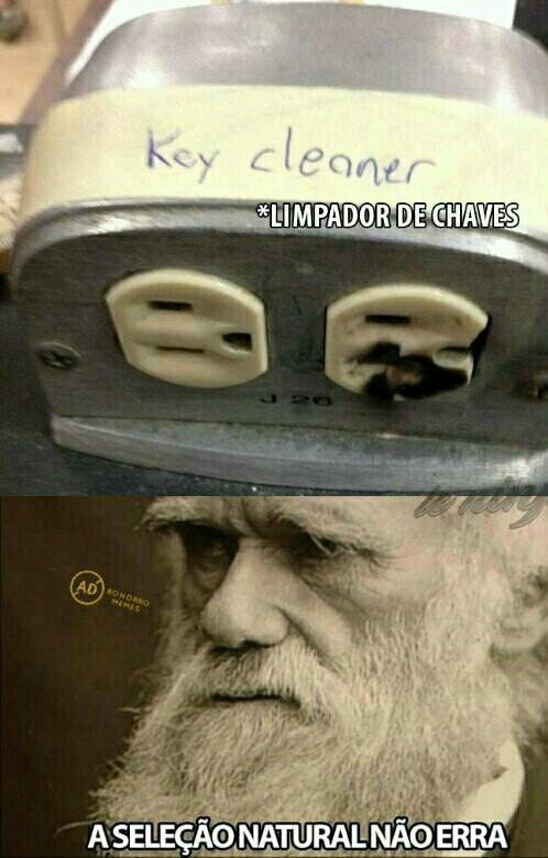 Nunca falha - meme