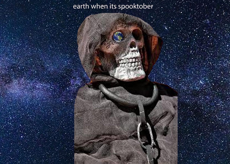 SPOOKTOBER - meme