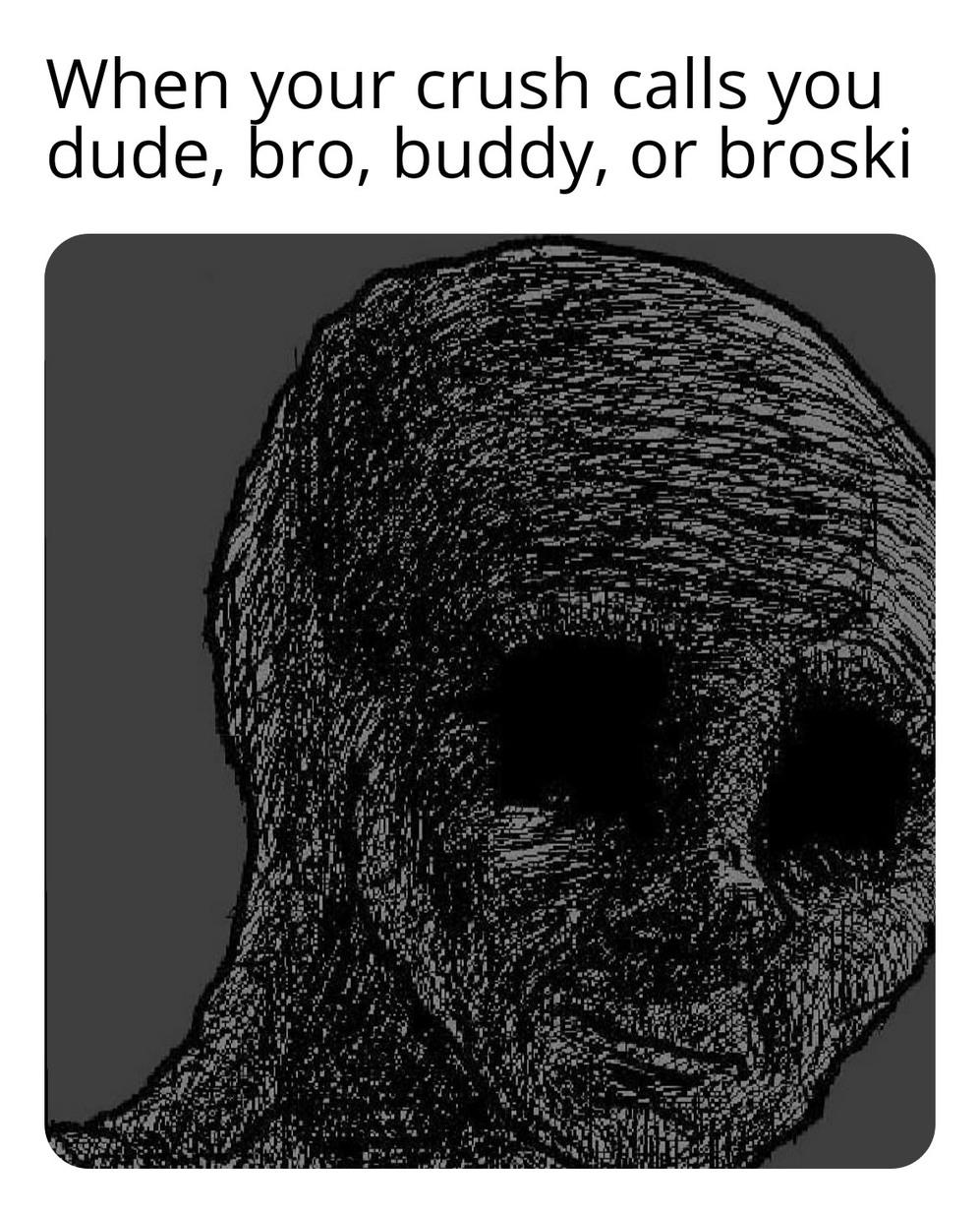 Goin through some shit right now - meme